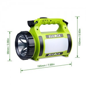 Led baterka Euloca CREE XPG2 LED
