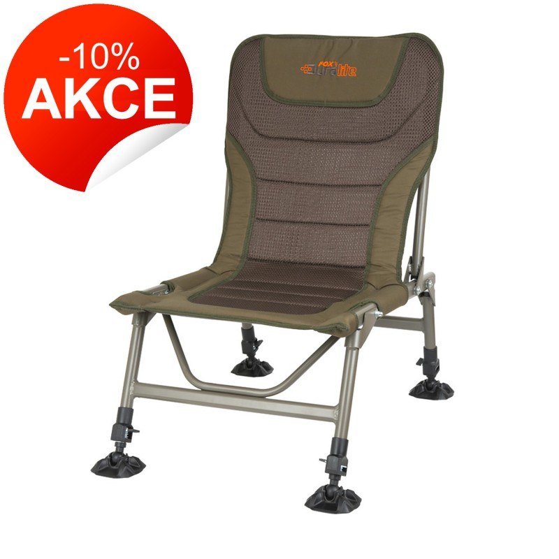 Křeslo FOX Duralite Low Chair