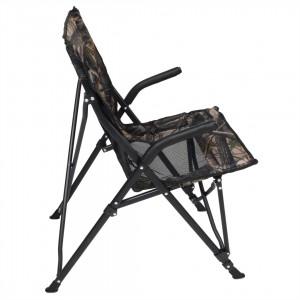 Skládací židle Eurocatch Outdoor Camou Highback Chair Mesh
