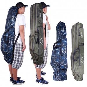 Obal na prutu Camouflage 120 cm