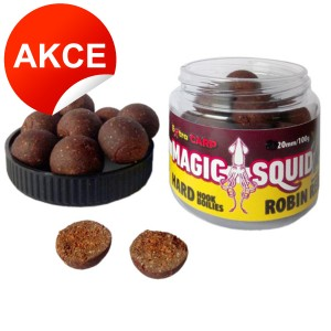 Boilie Magic Squid Hard Hook 16 a 20 mm 100 g