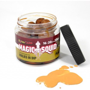 Boilie Magic Squid v dipu 16 a 20 mm 200 ml