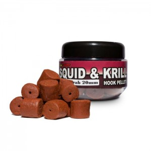 Squid & Krill Hook Pellets 20 mm 120 g